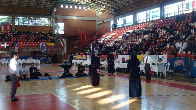 3nd Latin American Kendo Championships