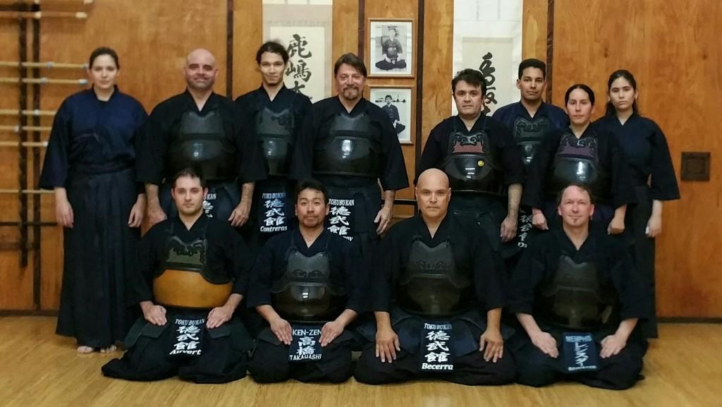 Takahashi Sensei & Register Sensei visits