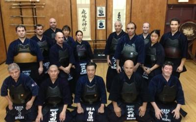Kato Sensei visit